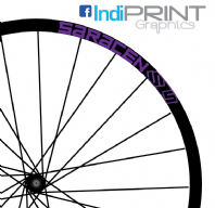 Saracen Rim Decal
